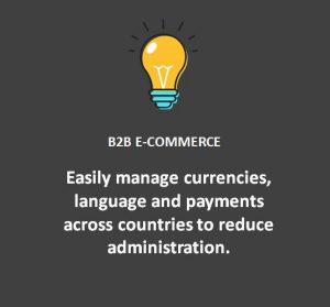 Benefits of B2B E-Commerce 3