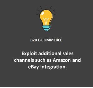 Benefits of B2B E-Commerce 5