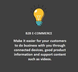 Benefits of B2B E-Commerce 6
