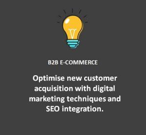 Benefits of B2B E-Commerce 7