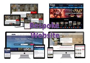 bespoke website