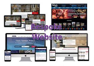 bespoke website