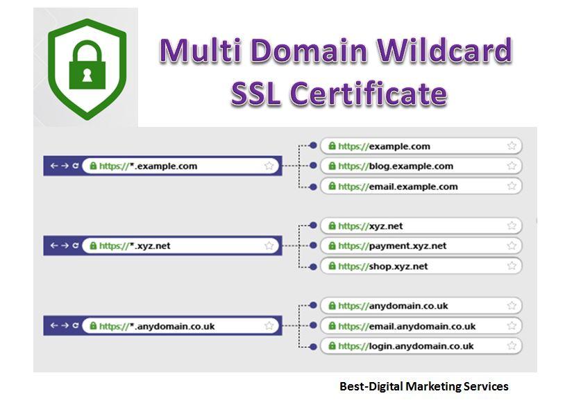 multi domain wildcard ssl certificate 1