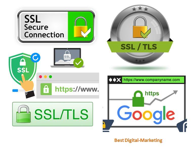 ssl- safe secure protected