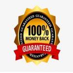 100% moneyback guarantee