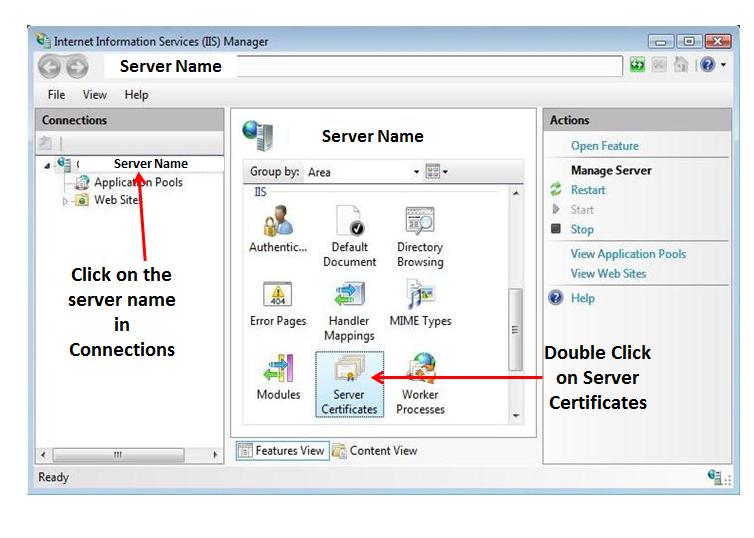 internet information services -IIS