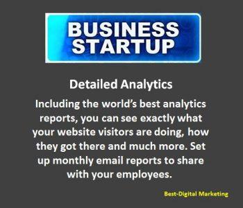 detailed analytics