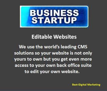 editable websites